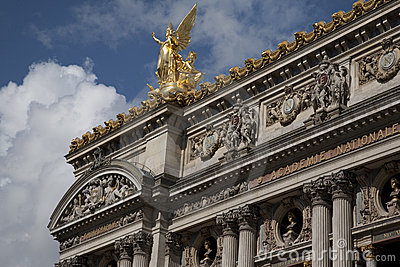 Opera House; Paris