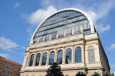 Opera in Lyon