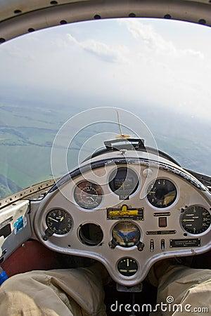 Operate glider