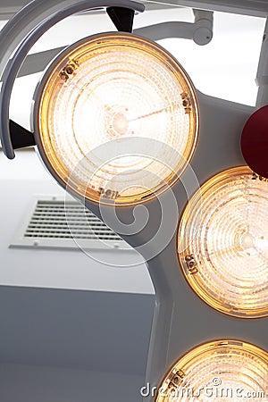 Operating theatre lights