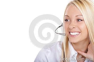 Operator girl