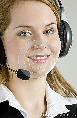 Operator s portrait