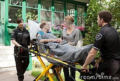 Opieka nagły wypadek