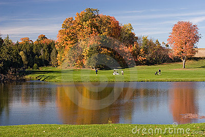 Opinião 06 do golfe