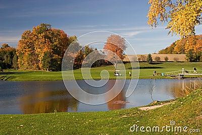 Opinião 08 do golfe
