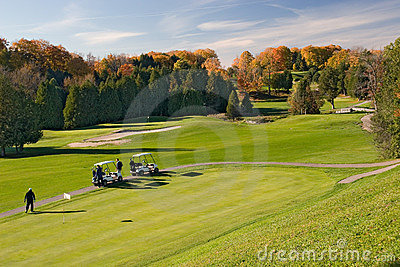 Opinião 01 do golfe