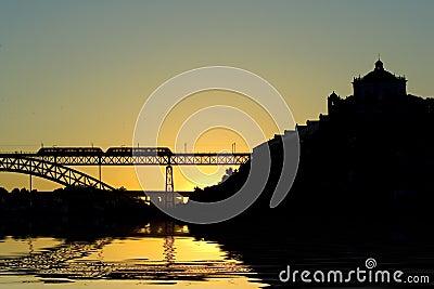 Oporto D. Luis bridge