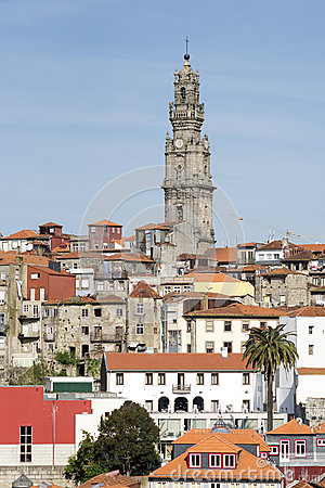 Oporto (torre di Clerigos)