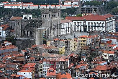 Oporto - view
