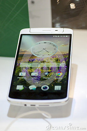 OPPO N1, MOBILE WORLD CONGRESS 2014 Editorial Photography