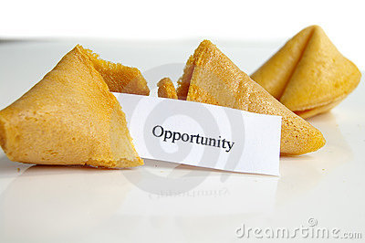 Opportunity knock