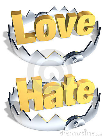 Opposites Love/Hate Trap