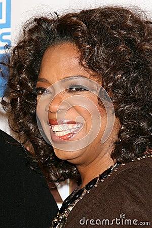 Oprah Winfrey Editorial Image