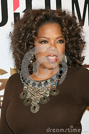 Oprah Winfrey Editorial Stock Photo