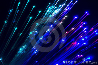 optic fiber light
