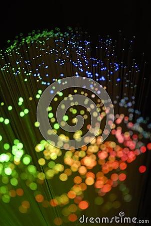 Optic fibers