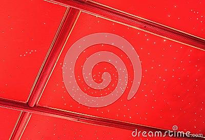 Optical fiber panel
