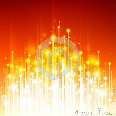 Free Optical Fibers Stock Image - 18049331