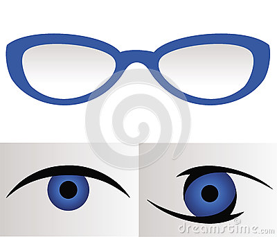 Optical - Glasses, lenses.