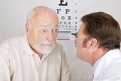 Optical Series - Eye Exam