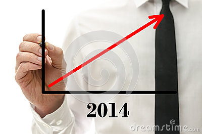 Optimistic financial forecast for year 2014
