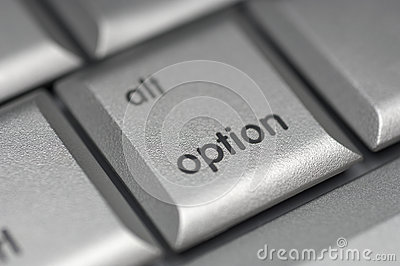 Option Shortcut Key
