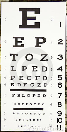 Optometrist sign
