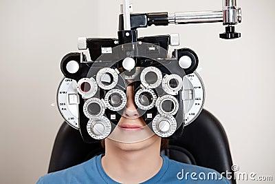 Optometry Exam