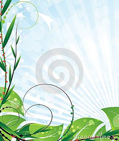 Opulent vegetation