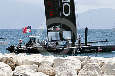 Oracle Team Editorial Stock Image