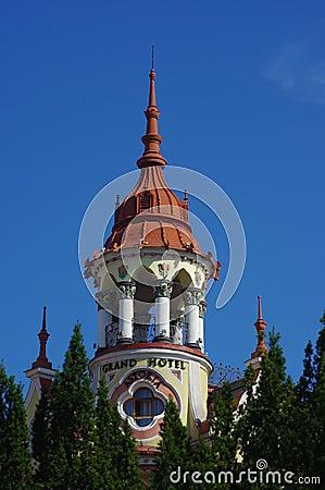 Free Oradea, The Astoria Hotel Royalty Free Stock Image - 106624736