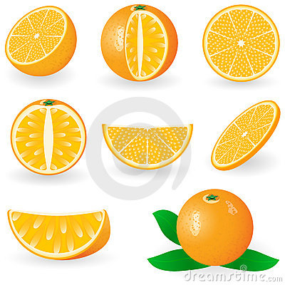 Free Orange Royalty Free Stock Photo - 12422795