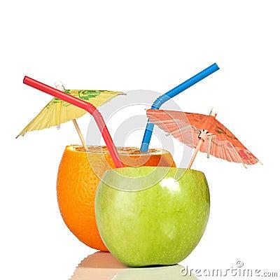 Free Orange As A Drink Stock Photo - 19046860