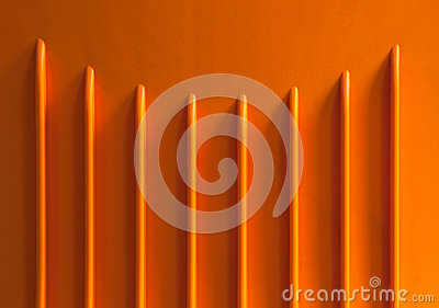 Orange background