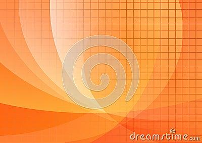 Orange backround