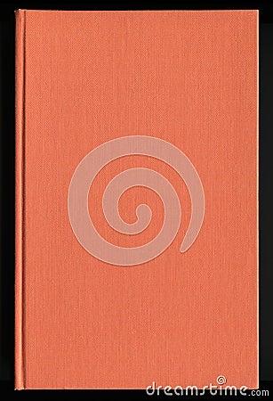 Free Orange Book Cover Royalty Free Stock Photo - 38972395