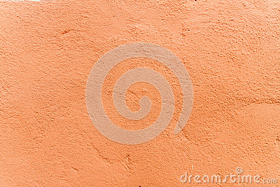 orange color cement wall texture background - Ciment Color