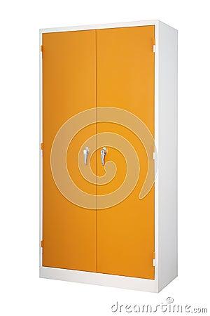 Free Orange Closet Color Stock Images - 20147674