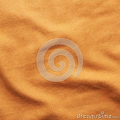 Free Orange Cloth Material Royalty Free Stock Photo - 48060375