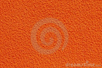 Orange Color Fabric Texture