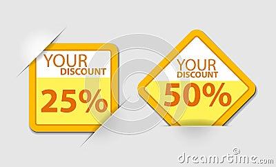 Orange discount