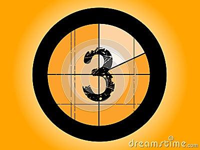Orange Film Countdown - At 3