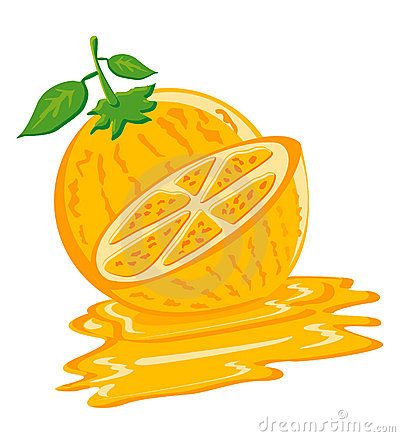 Orange Flavor Stock Photos - Image: 17921693