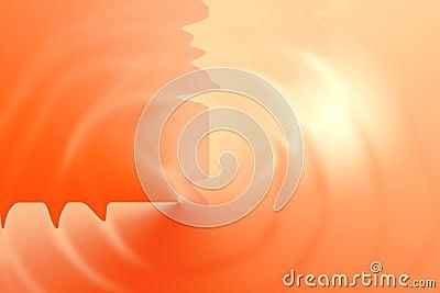 Orange Glow