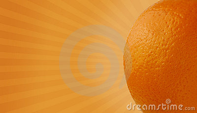 Orange Happiness Royalty Free Stock Image - Image: 4328756