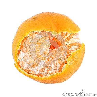 Orange Isolate