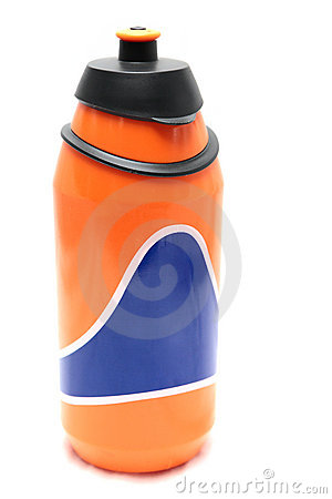 Orange isolation bottle
