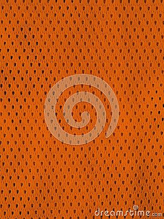 Orange jersey