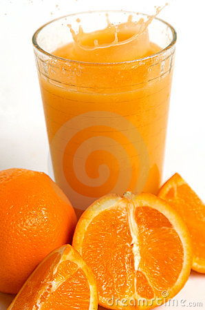 Free Orange Juice Royalty Free Stock Photo - 1057695