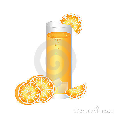 Free Orange Juice Stock Photography - 14367002